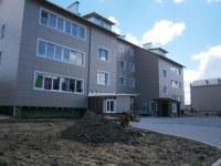 Строящийся дом, ул. Белокаменная, 68