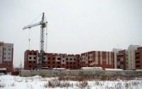 Строящийся дом, ул. Гагарина, 2