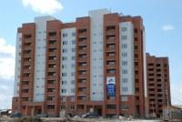 Строящийся дом, ул. Первомайская, 123