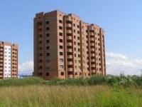 Строящийся дом, ул. Первомайская, 125