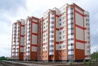 Строящийся дом, ул. Первомайская, 125а