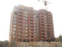 Строящийся дом, ул. Первомайская, 127