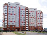 Строящийся дом, ул. Первомайская, 127а