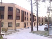Строящийся дом, ул. Речкуновская зона отдыха, 2к5