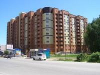 Строящийся дом, ул. Красная Сибирь, 123