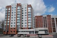 Строящийся дом, ул. Красная Сибирь, 30стр