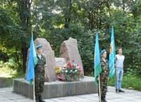 Памятник воинам, погибшим в республике Афганистан